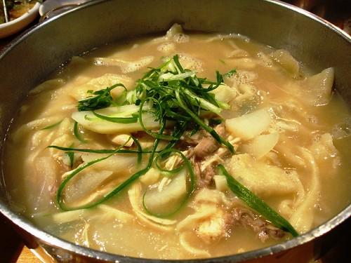 Chicken Kal-Jaebi @ Arirang