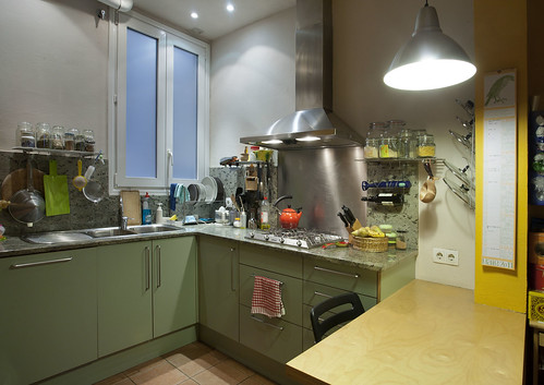 Kitchen - Property for sale Barcelona - Spain