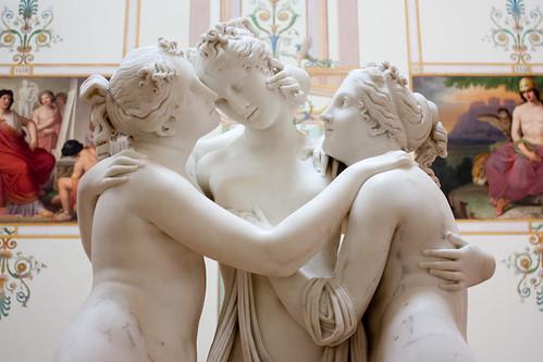 Hermitage - Threesome