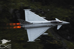 Eurofighter Typhoon (www.davidellinsphotography.com) Tags: west jet fast eurofighter 17 typhoon raf cad squadron