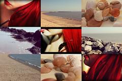 The Little Mermaid (Stephh Wallis Photography) Tags: red sea shells beach hair little disney wishes mermaid magical