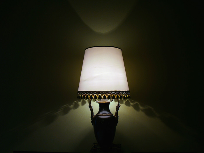 No ordinary lamp