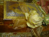 Quran & Sejadah (Lil' Gifts) Tags: gubahan