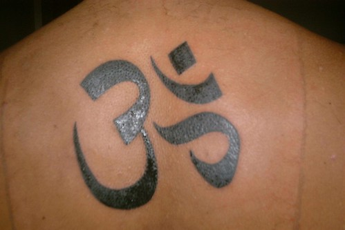 OM TATTOO Images
