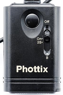 Phottix Cleon C8 receiver