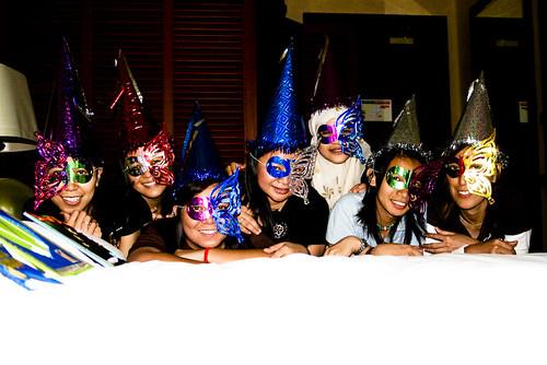 Imas Beday Party