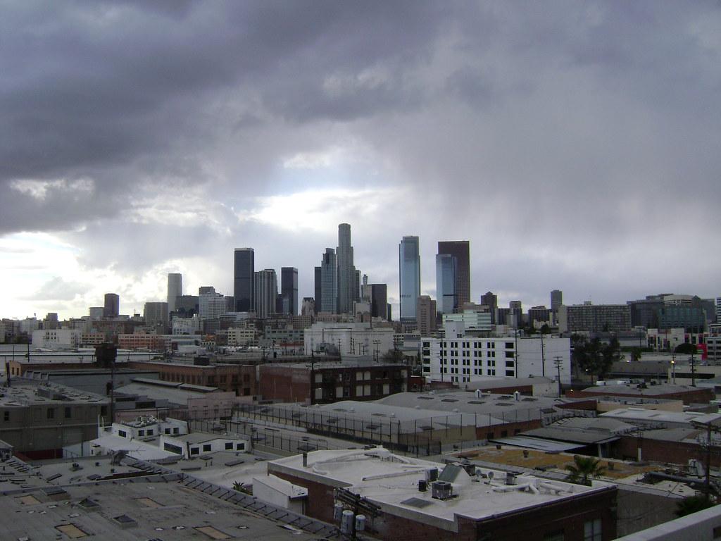 L.A. Rainy