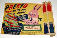 Presto Easter Egg coloring kit