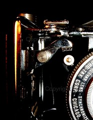 Old School (parallax_photo) Tags: camera black color macro classic film metal vintage silver lens photography photo mechanical antique details retro parallax steampunk paralax parallaxphoto
