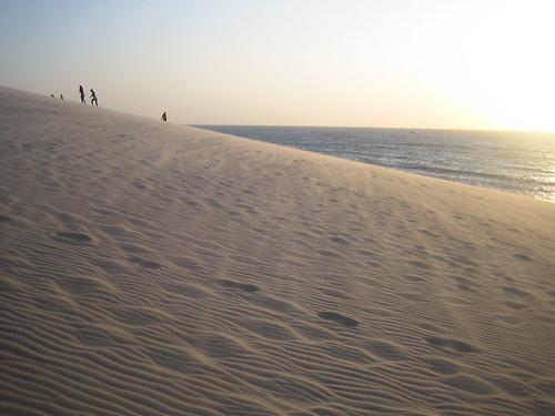 Jeri sand dune