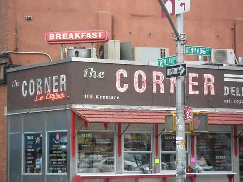 The Corner Deli NYC