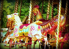 Carousel (philwirks) Tags: public cd large picnik myfavs prismatic philrichards colorcolorcolor yourbestphotography yourpreferredpicture show08 flickrinfullcolor unlimitedphotos