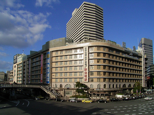 阪急百貨店2005年10月