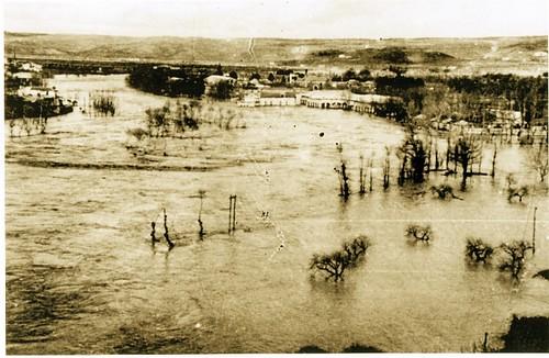 Inundación en Toledo, 1947