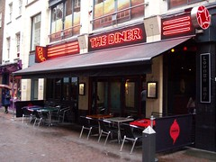 Picture of Diner Soho, W1F 7BU