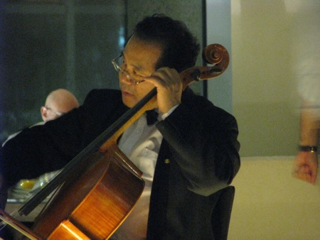 Beijing Cellist