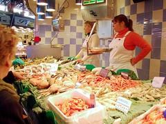 barcellona -bouqueria (salta_tempo) Tags: mercato barcellona ramblas pesce bouqueria
