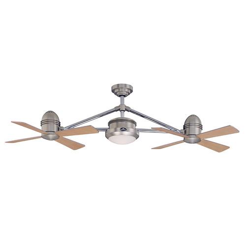 Double Fan Ceiling Fan Lowes Wanted Imagery