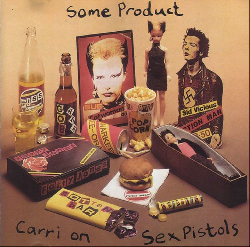 Sex Pistols Some Product Carri On