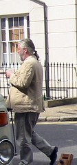 This looks like the pose (LindaH) Tags: london july cider islington 2007 andyroberts charleslamb bastileday trustedplaces