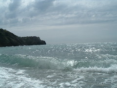 Crystal wave (Sundust_L) Tags: italien sea italy mer mar meer mediterraneo italia mare waves wave toscana  italie   potofgold  mittelmeer piombino tirreno  calamoresca thyrreniansea   crystalwaves guidez ondedicristallo ondedivetro