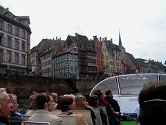 Estrasburgo un paseo en lancha (lamzarg) Tags: estrasburgo