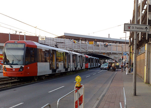 Straßenbahnunfall Ehrenfeld