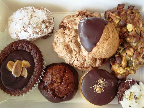 Assortment of Italian sweets