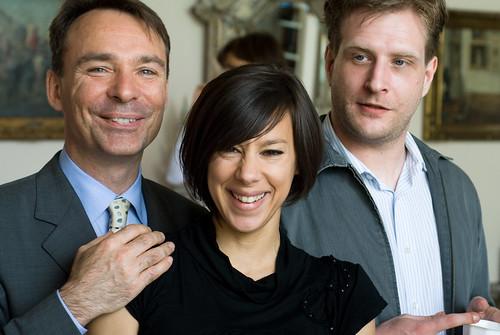 Franklin, Anne-Céline & Eric