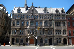 NYC - East Village: Grace Church Complex - Grace Memorial House and Clergy House by wallyg, on Flickr