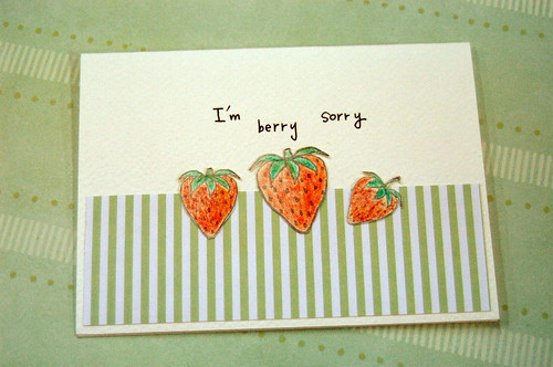 jj-I'm berry sorry