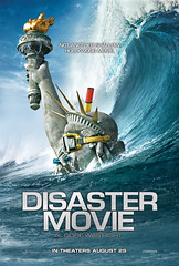 Poster de Disaster Movie Estatua Libertad