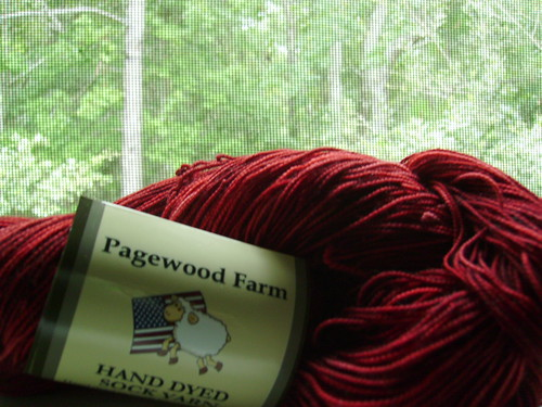 Pagewood Farms Really Red