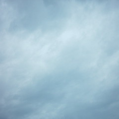 【写真】ミニデジで撮影した曇り空