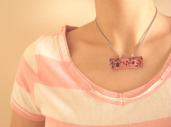 Pretty in Pink Pendant