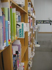 Library Hold Shelf