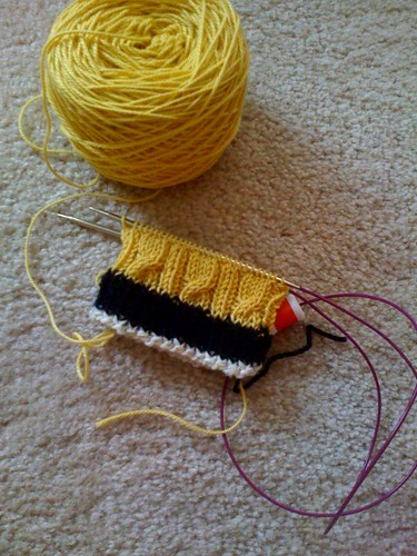 TDF project - Cable Socks