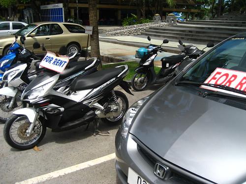 Adisak Car & Bike Rental, Patong Beach