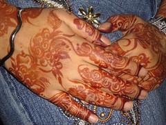 ...*.*.عين أبوي.*.*... (تناهيد ليل) Tags: نقش هندي عروس حناء
