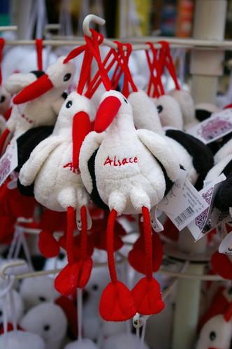 Teddy-storks