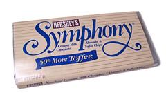 Hershey's Symphony: Toffee Almond