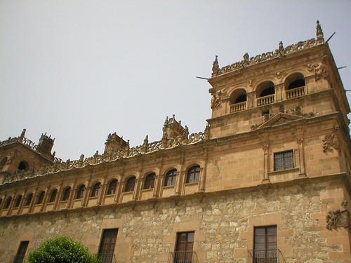 Salamanca - Palacio de Monterrey por alejandro blanco.