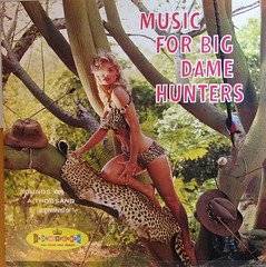 MUSIC FOR BIG DAME HUNTERS (martinprine) Tags: records cool jazz soul lps