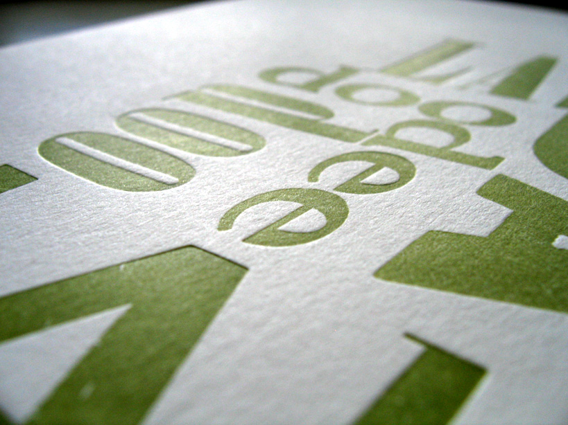 first print