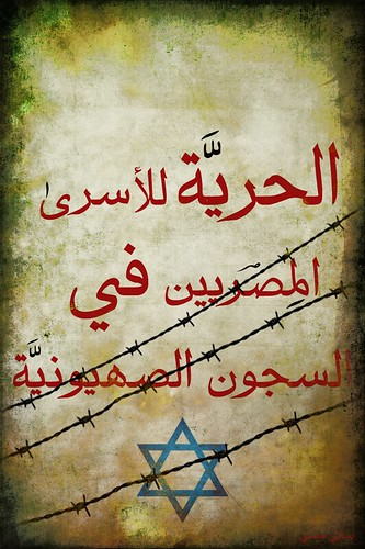 Freedom to our Egyptian POWs in the Zionist prisons
