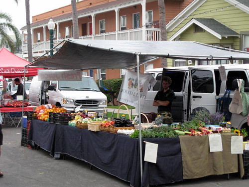Schaner Farms Stand at Little Italy Mercato