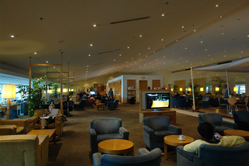 The Golden Lounge - KLIA