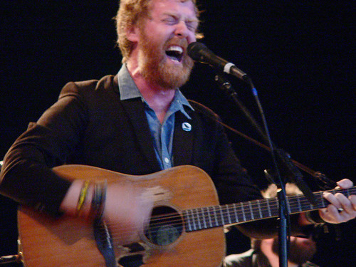 Glen Hansard of The Swell Season