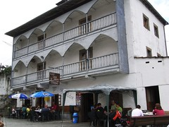 Edificio del Restaurante Casa el Obispo