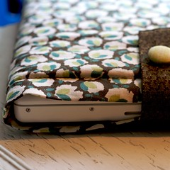 Cotton Bloosom MacBook Sleeve